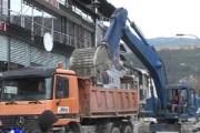 Shtyhen punimet në rrugën 'Remzi Ademaj' në Prizren