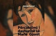 Roman i ri i Veton Surroit