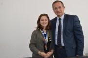 Lirindë Kafexholli nga Malisheva, e bronztë në olimpiadën I-SWEEP në ShBA