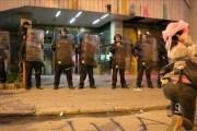 Shkup: Protestuesit sulmuan me ngjyrë institucionet e shtetit