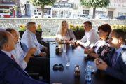 Veseli takon deputetët e komuniteteve në Prizren