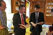 Italia përkrah kulturën e Kosovës