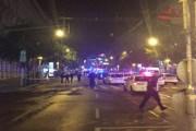Shpërthim i fuqishëm në qendër të Budapestit (Video)