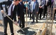 Abrashi përuron zyrën e Punësimit në Rahovec