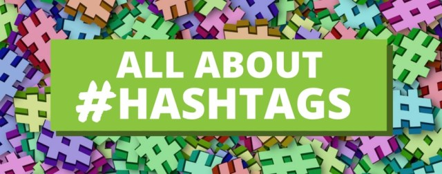 all about hashtags