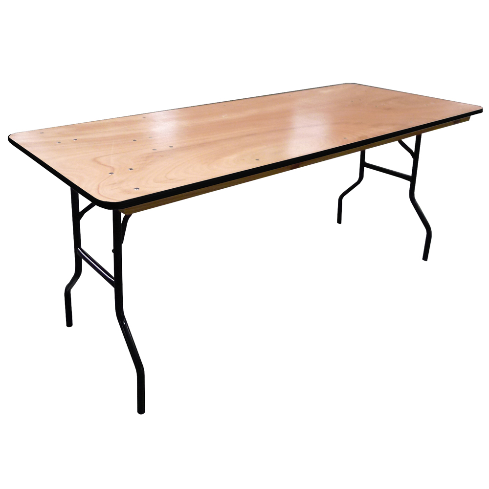 Table Rectangulaire 8 Personnes Table Pliante Rectangulaire Traiteur 183cm 8 Personnes Table