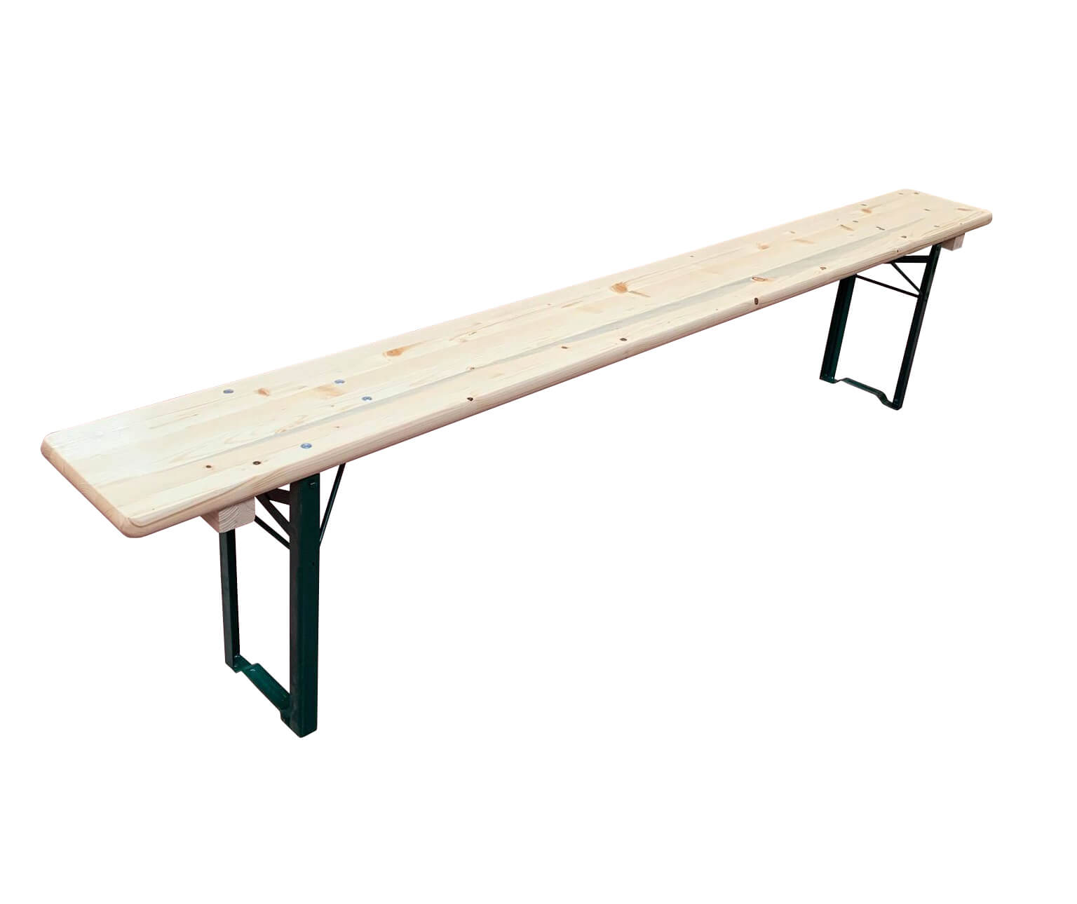 Table Pliante Et Banc Banc Brasserie En Bois 4 5 Personnes Table Non Comprise Chaise