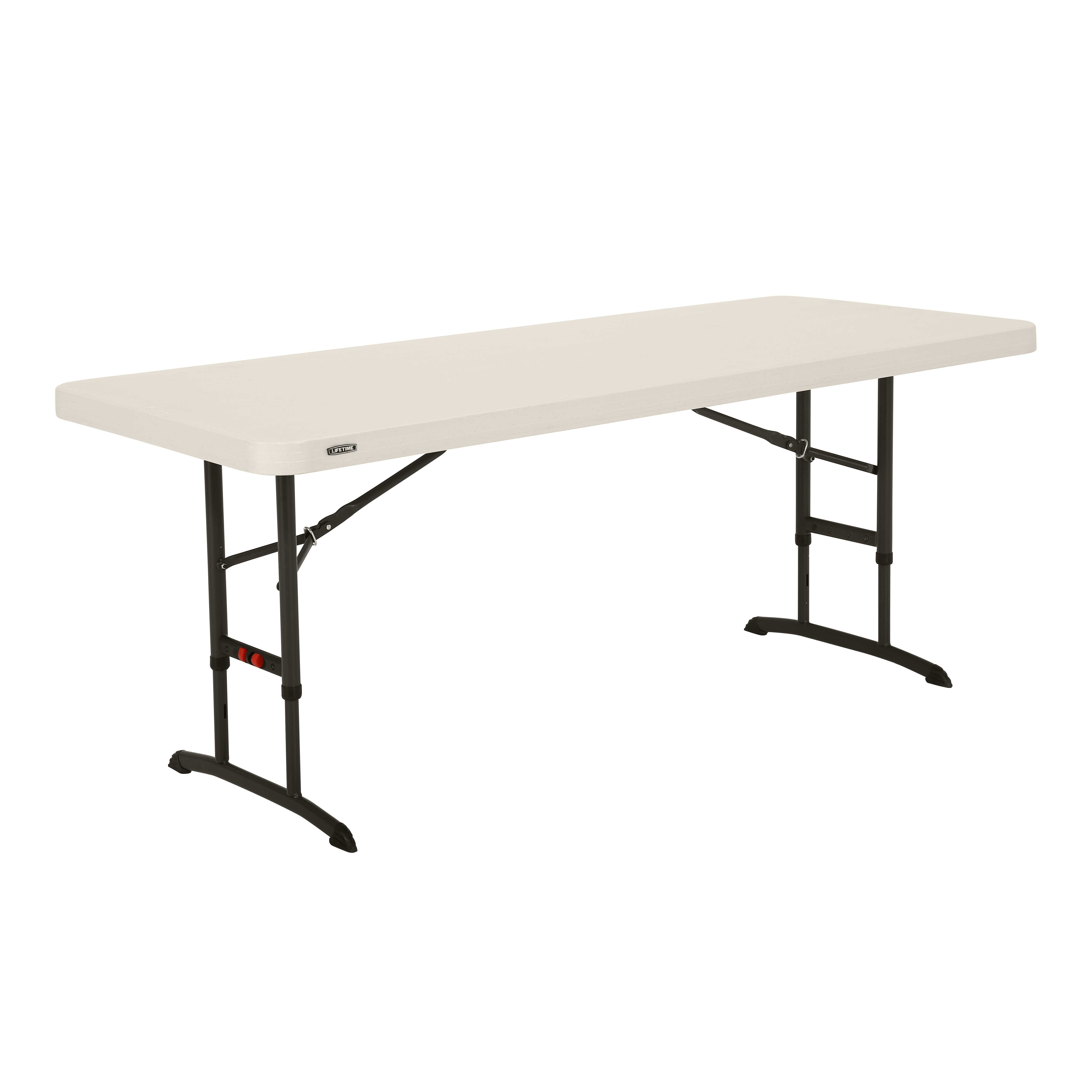 Pied Table Pliant Table Pliante Polyéthylène Table Pehd Rectangulaire Mobilier