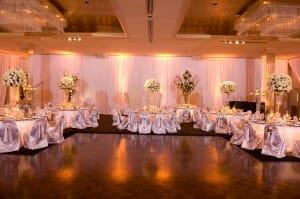Minnesota Wedding Uplighting
