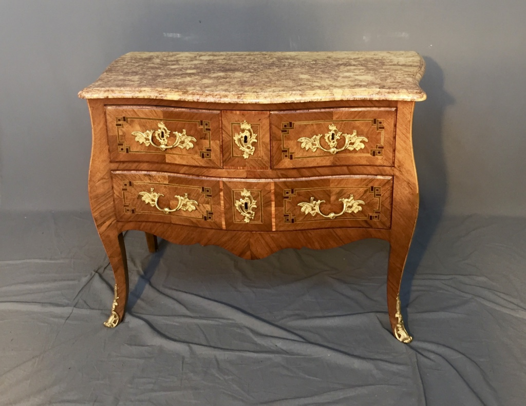 Commodes Louis 15 Marquetry Commode Louis Xv Dressers