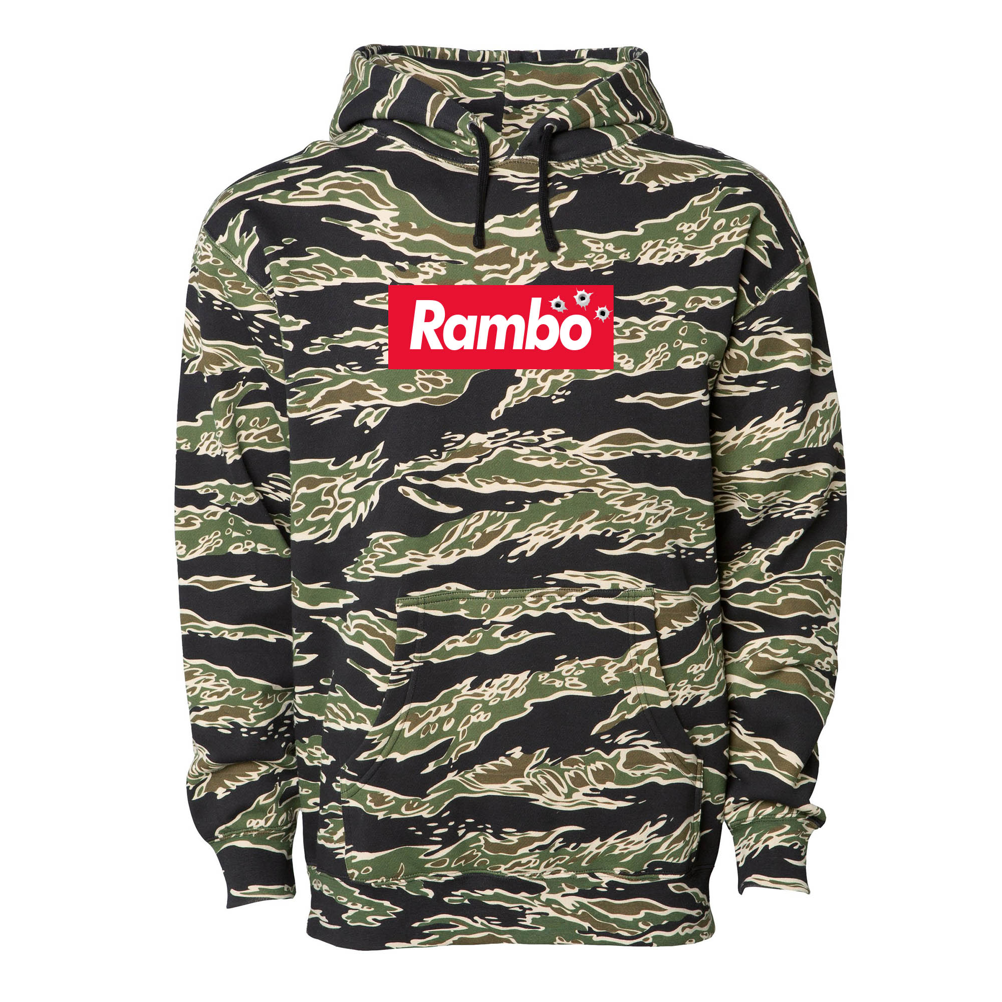 Camo Hoodie India Men Sly Stallone Shop