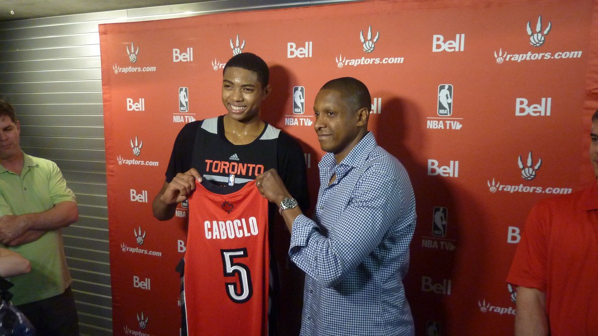 Is Bruno Caboclo Still 2 Years Away From Being 2 Years Away?