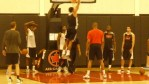 Raptors Pre-draft workout Day 5