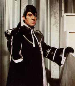 The Trial of a Timelord doctor who valeyard