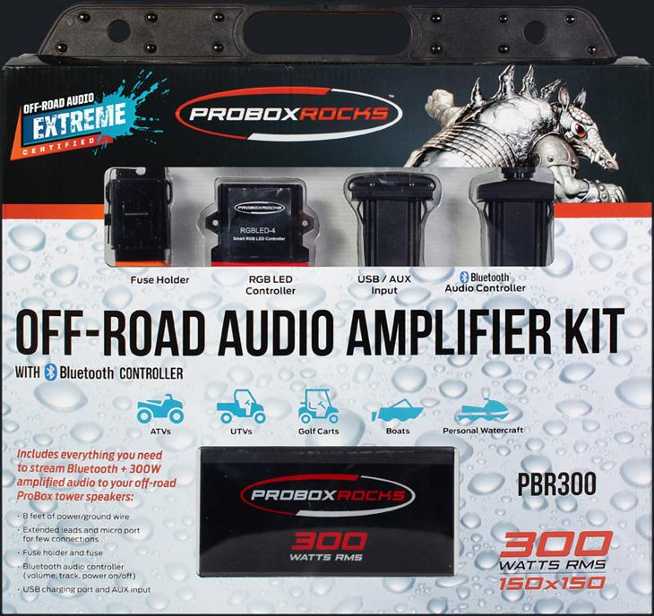 Off-Road Amplifier Kits