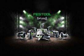 Festool Launches New Cordless Range