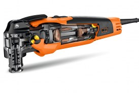 In Fein Fettle: Fein Oscillating Power Tools