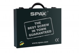 Apprentice Competition: SPAX Giveaway