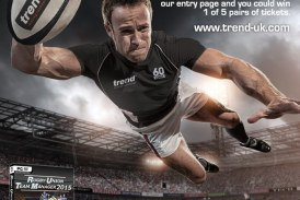 Win Tickets to the Rugby World Cup with Trend