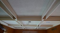 Poplar Coffered Ceiling