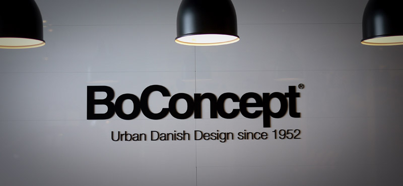 Boconcept Logo Virtual Tour & Photo Examples - Pro Business Photos
