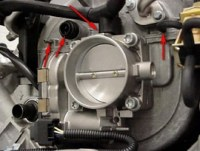 Problems Caused By An Engine Vacuum Leak
