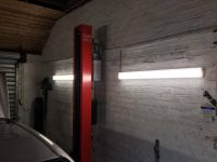 The Best LED Garage Lights 2018 [Lighting Ideas For Workshop]