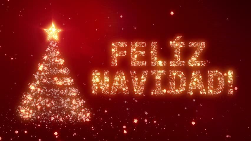 Animated Christmas Tree Wallpaper Feliz Navidad Y Pr 243 Spero 2017 De Tus Amigos De Procem