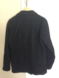 Studio D'Artisan D4401 Shawl Collar Denim Jacket Size l ...