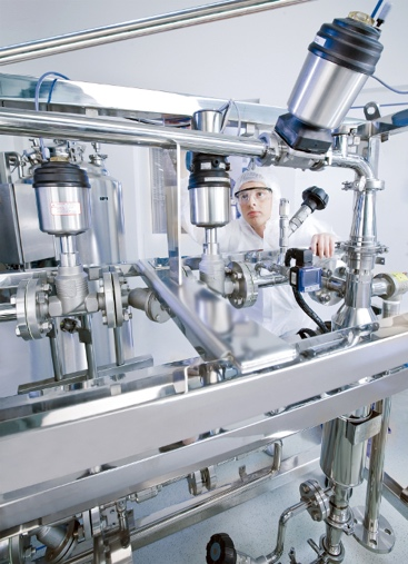 Process Control Systems For Food And Beverage Process