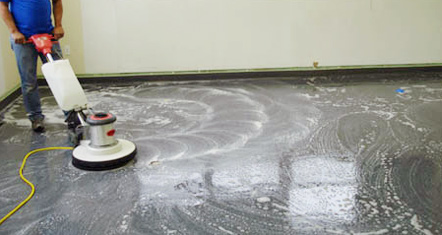 Get The Cleanest Floor Possible With Floor Stripping
