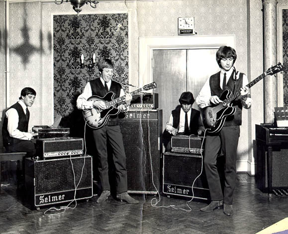 Beatles Iphone Wallpaper Free The Famous Selmer Shot