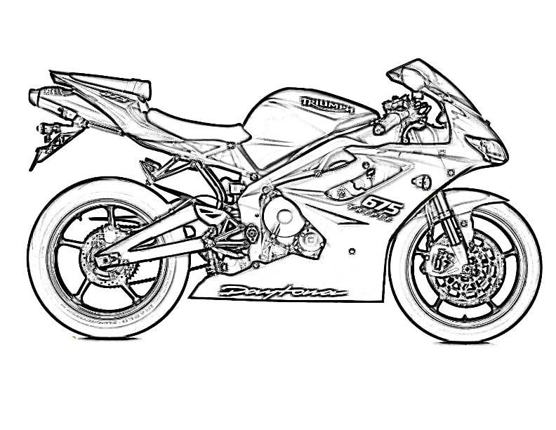 racing motorcycle wiring diagram