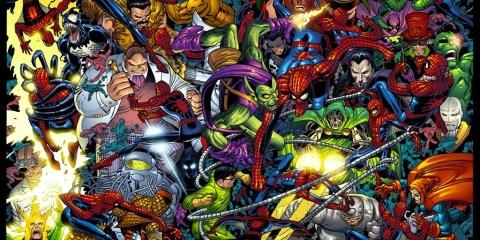 spider-man-history-by-john-romita