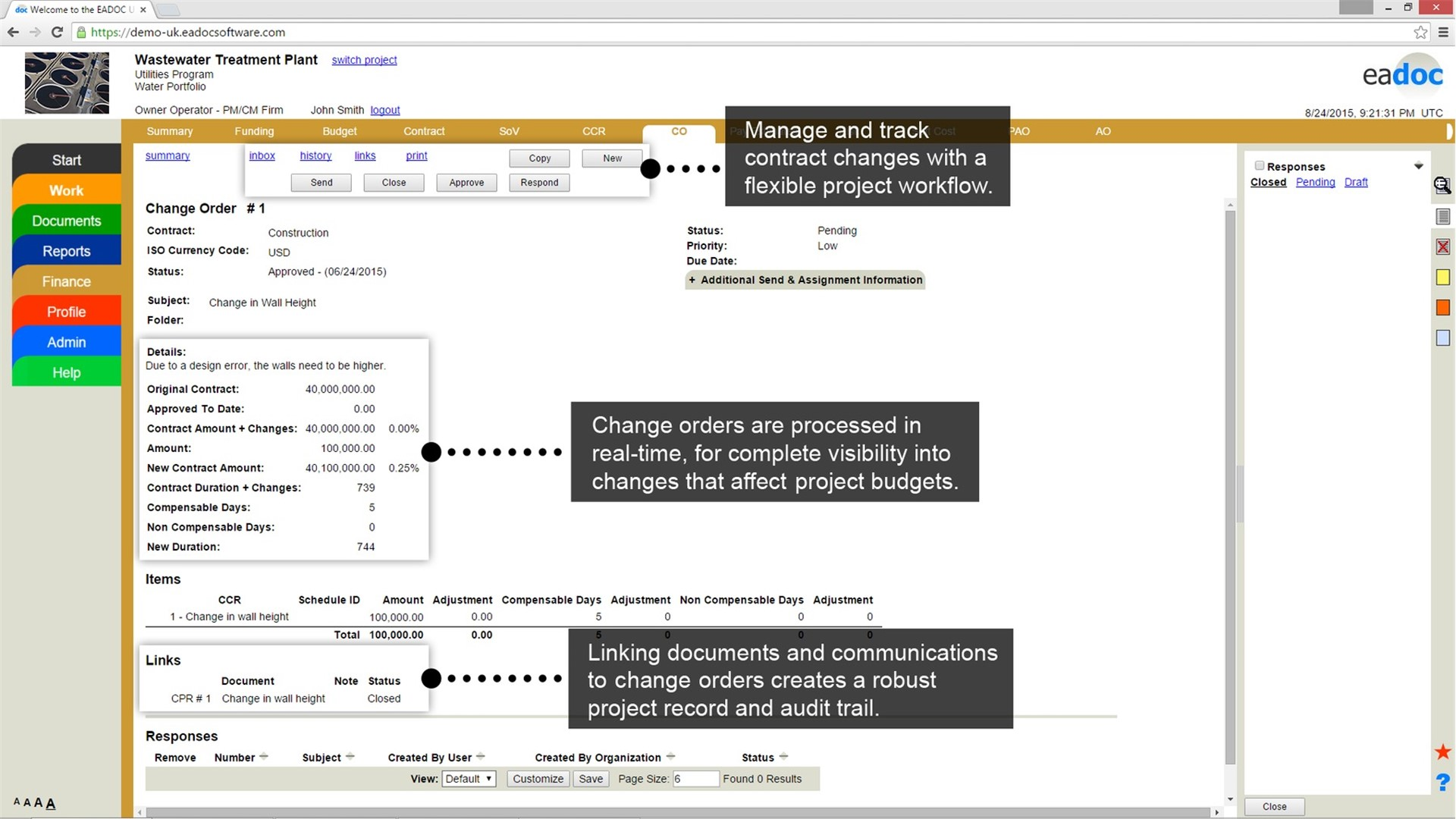 Construction Management Bentley Projectwise Construction Management Software