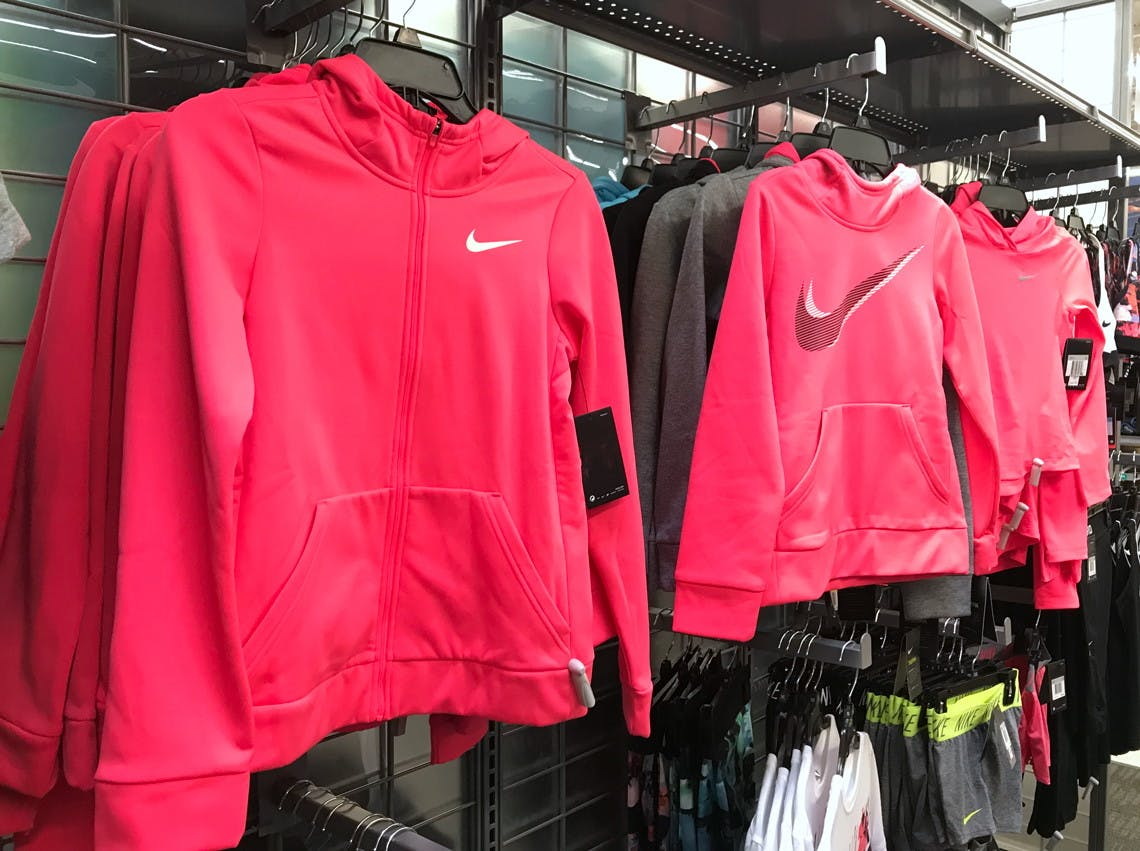 Nike Adidas Girls Hoodies From 17 99 At Jcpenney The Krazy Coupon Lady