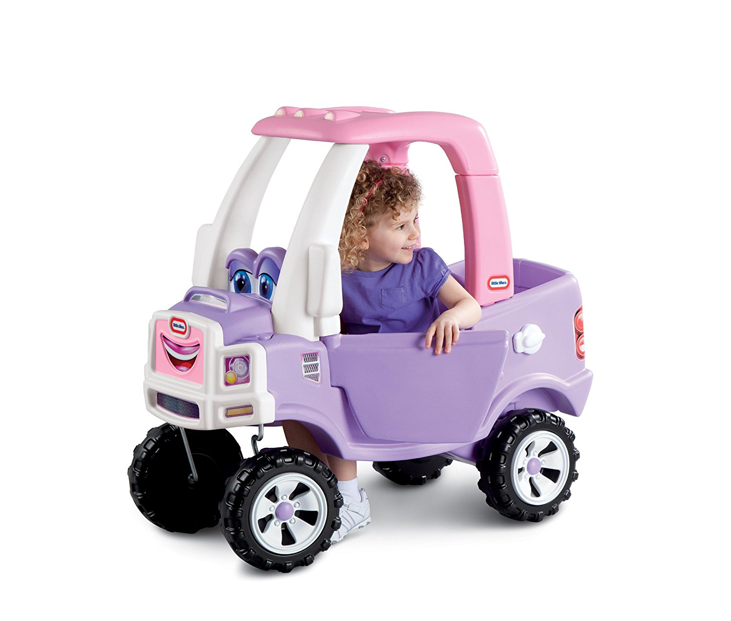 Smart Trike Roze Little Tikes Princess Cozy Truck Ride On Just 51 27 Save 43