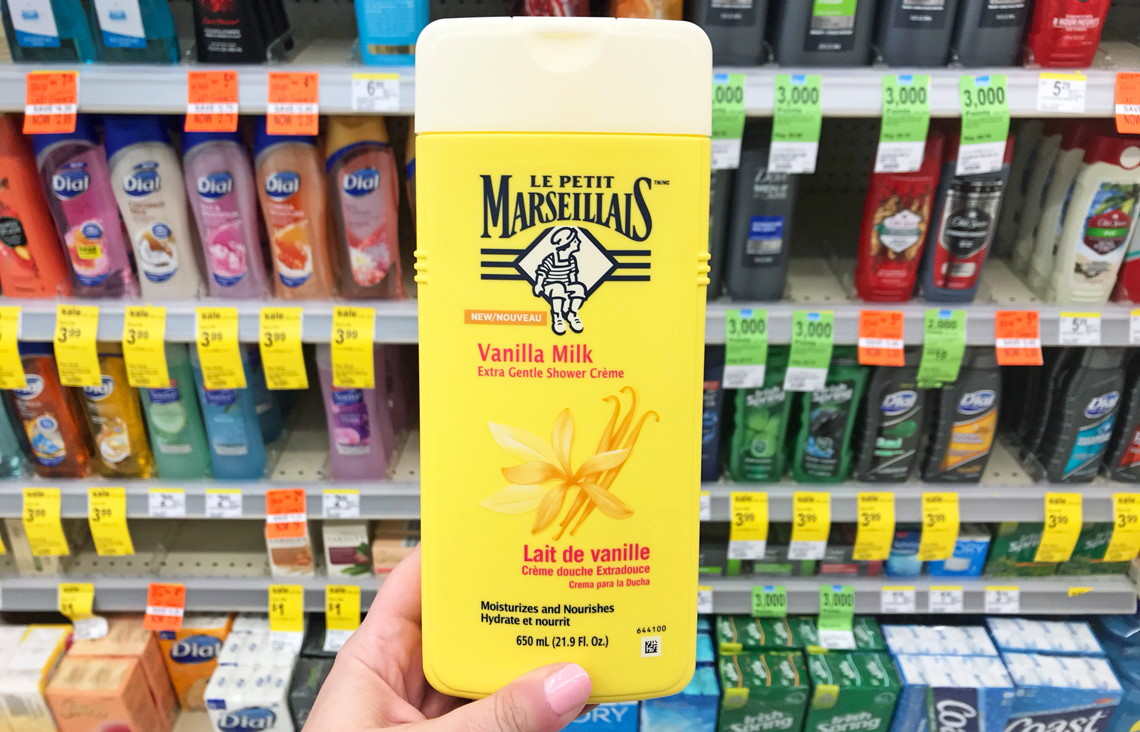 Petit Store Le Petit Marseillais Shower Creme Only 1 59 At Walgreens The