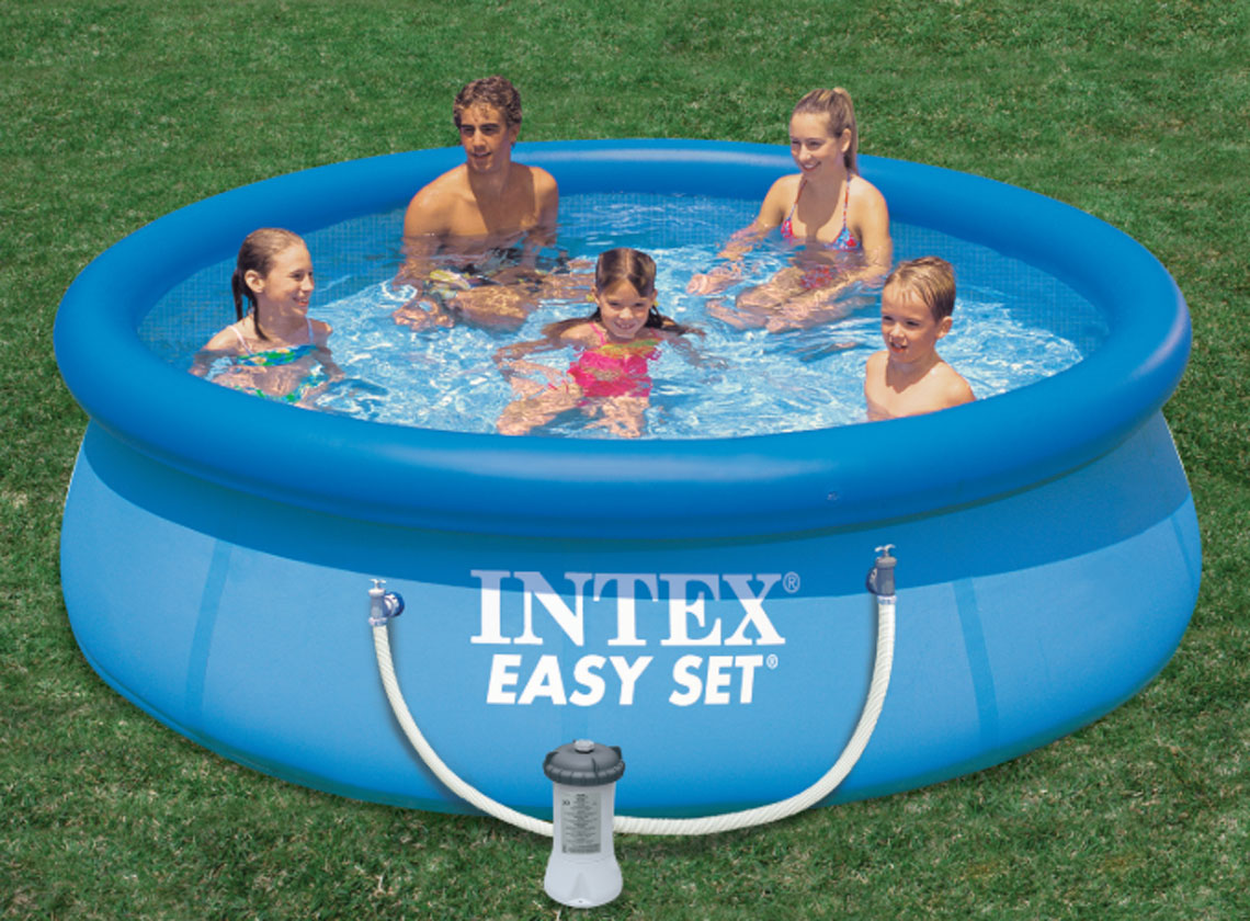 Aldi Intex Pool Intex Above Ground Swimming Pool 85 15 Kohl S Cash The