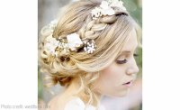 Inspiration for your country wedding hair style | smooth