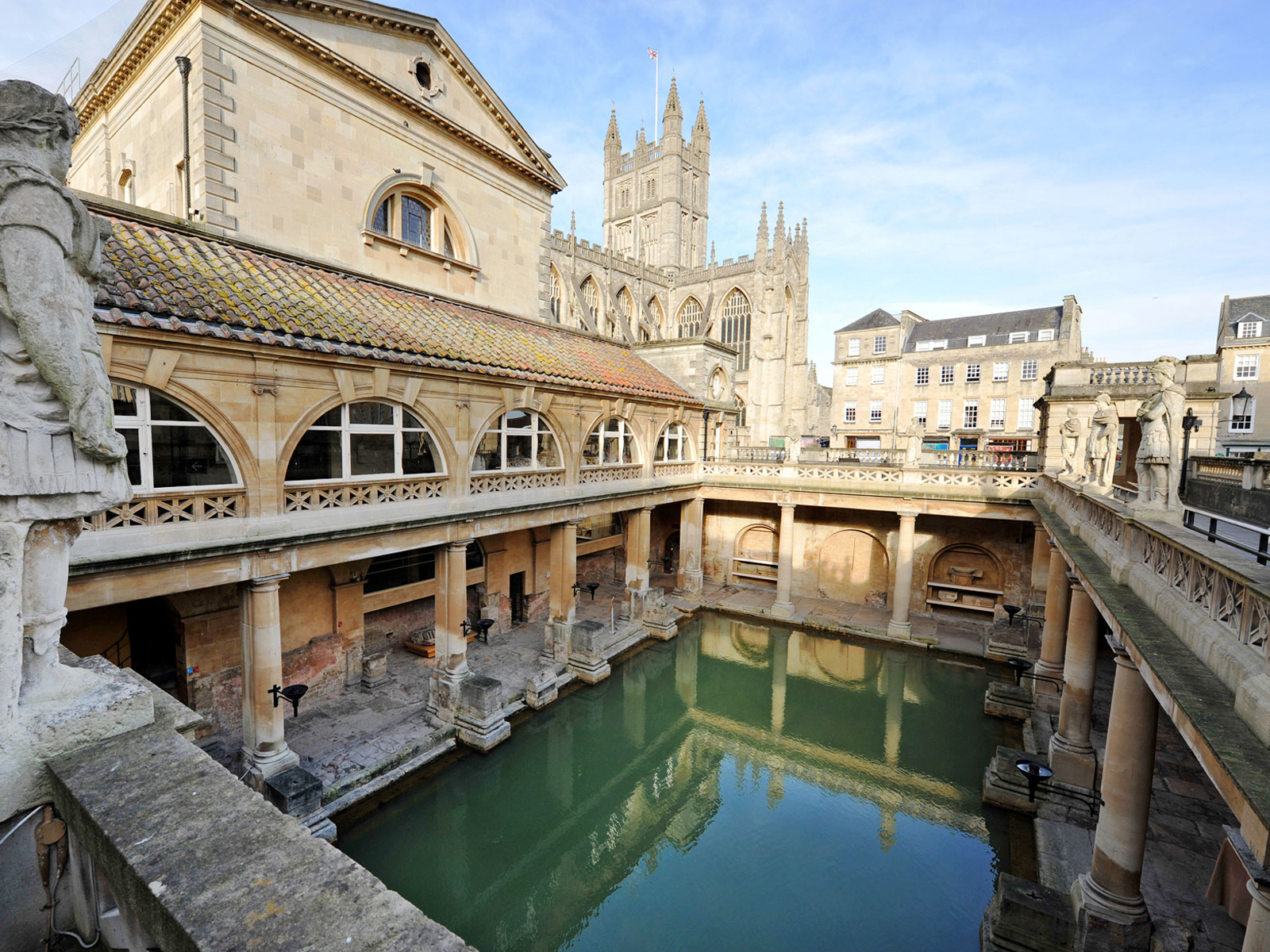 Cash Pool Italien What You Need To See When You Have One Day In Bath