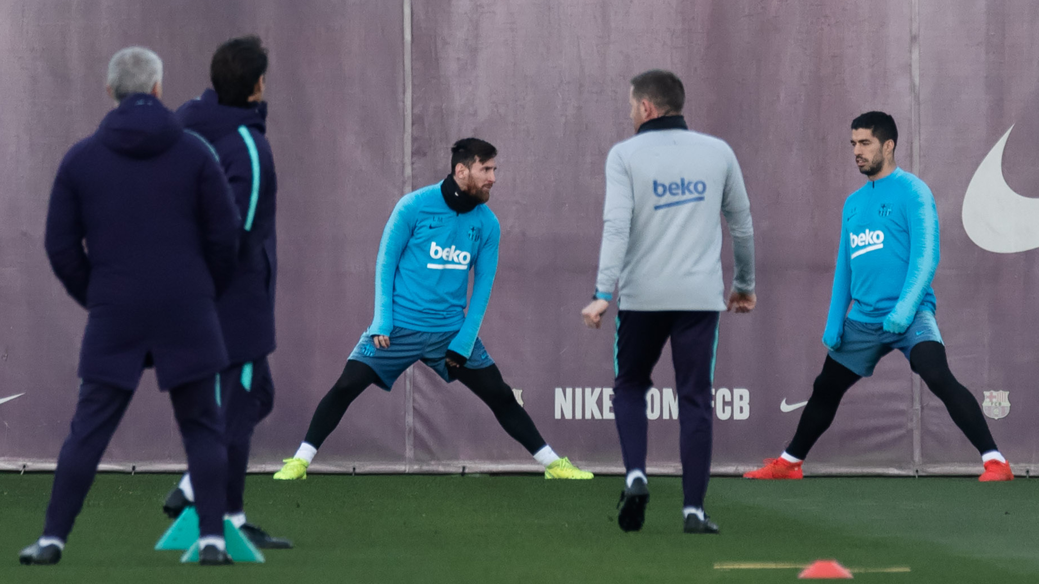 Arte Die Große Fifa Story How Fc Barcelona Are Preparing For The Future Of Football