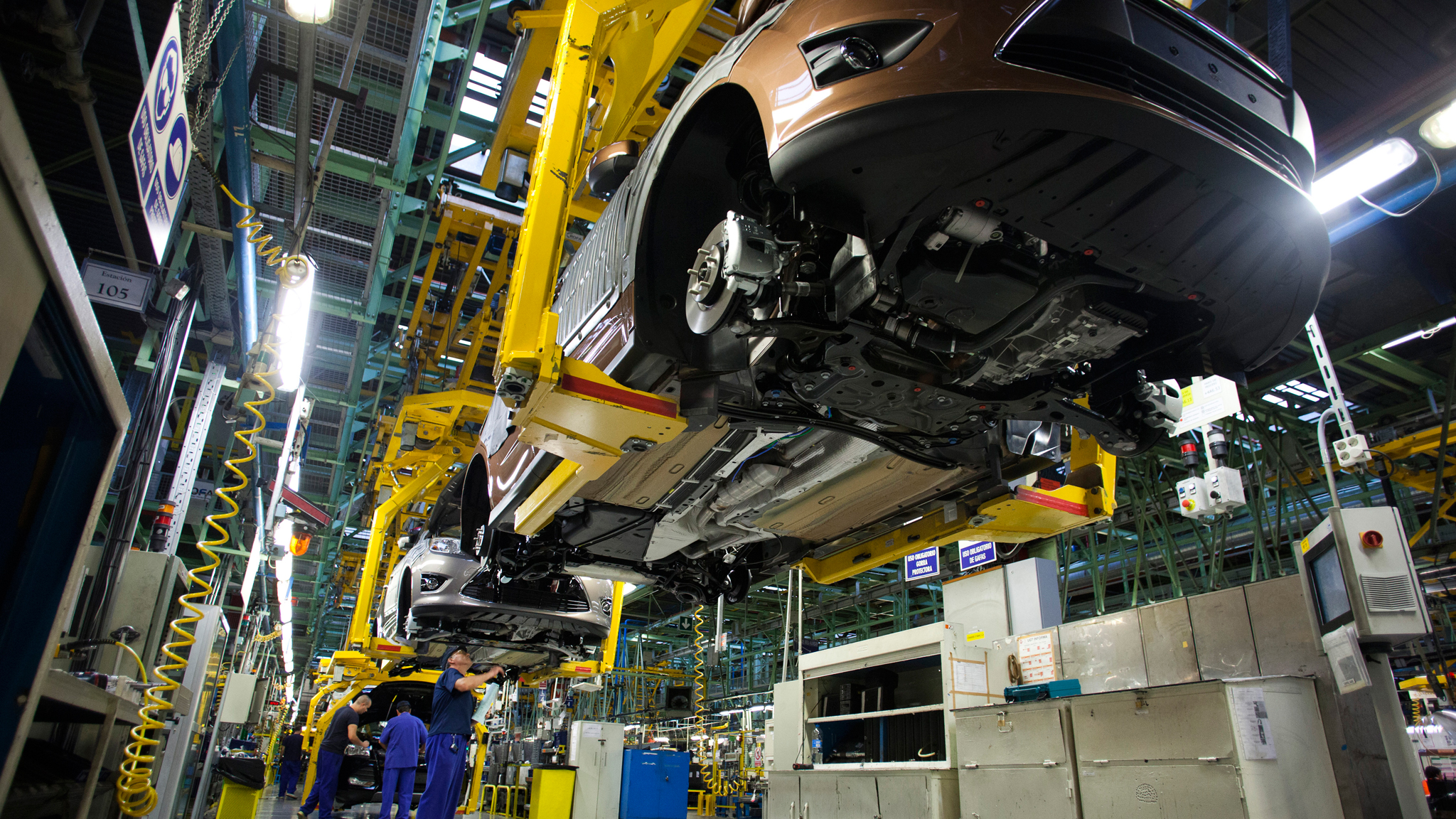 Ambassador Car Wallpaper Spain S Car Industry At Heart Of Nascent Recovery