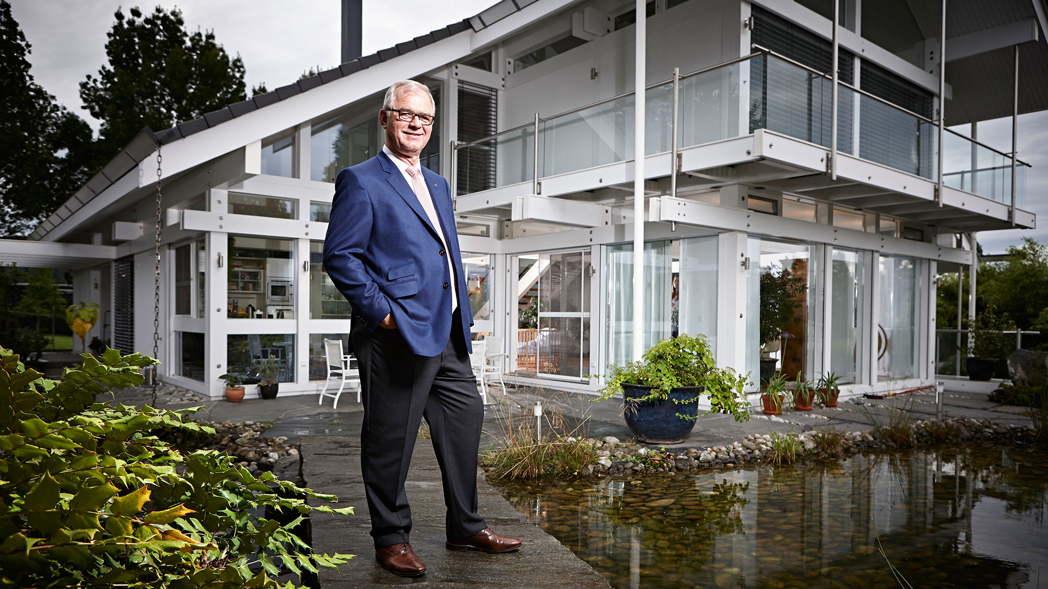 Huf Haus Hartenfels Huf Haus Chief On Why We Should Live In Prefab Homes Without Walls