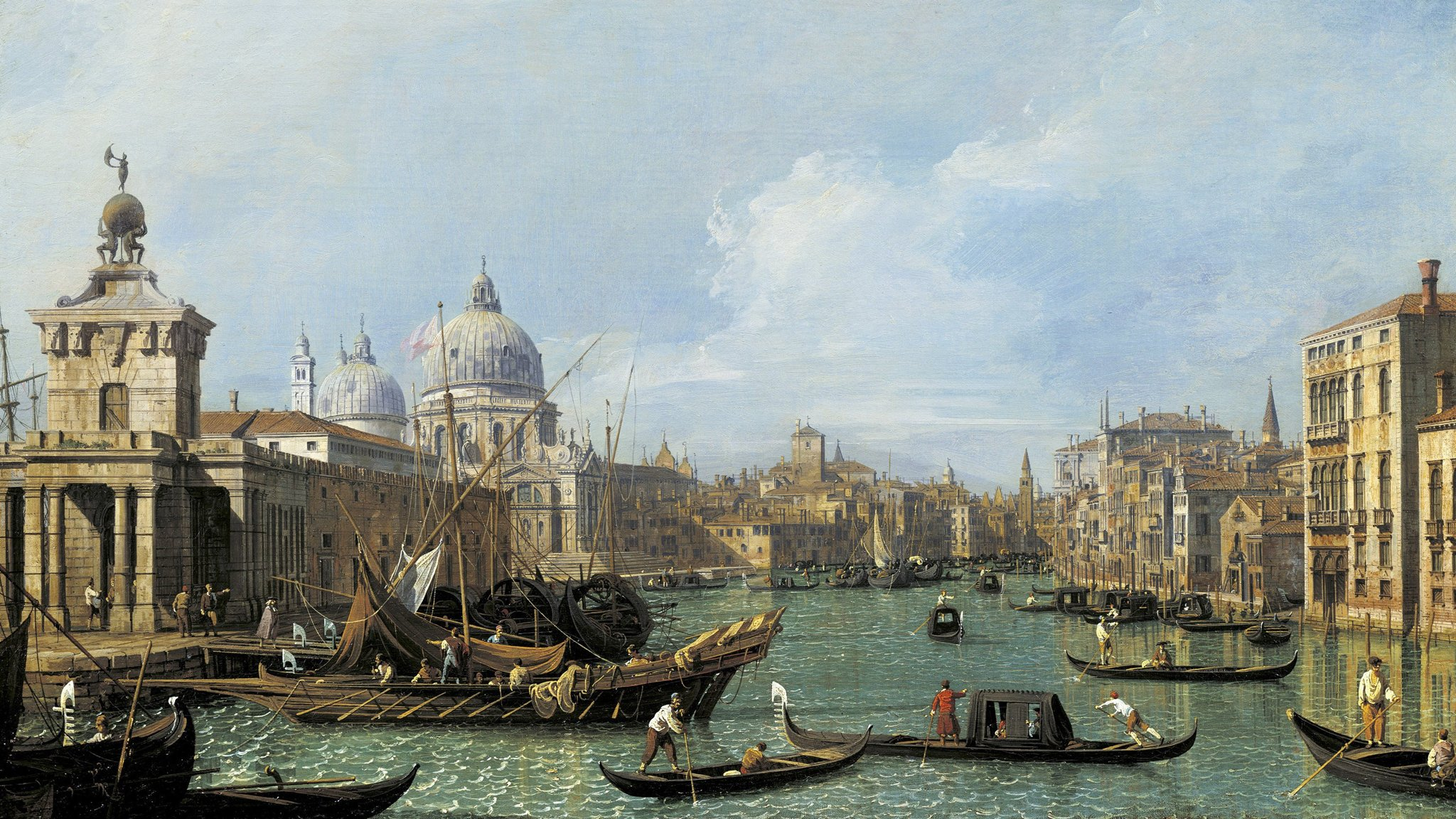 Vodafone Wallpaper Hd Canaletto Visions Of A Venice Even Better Than The Real Thing