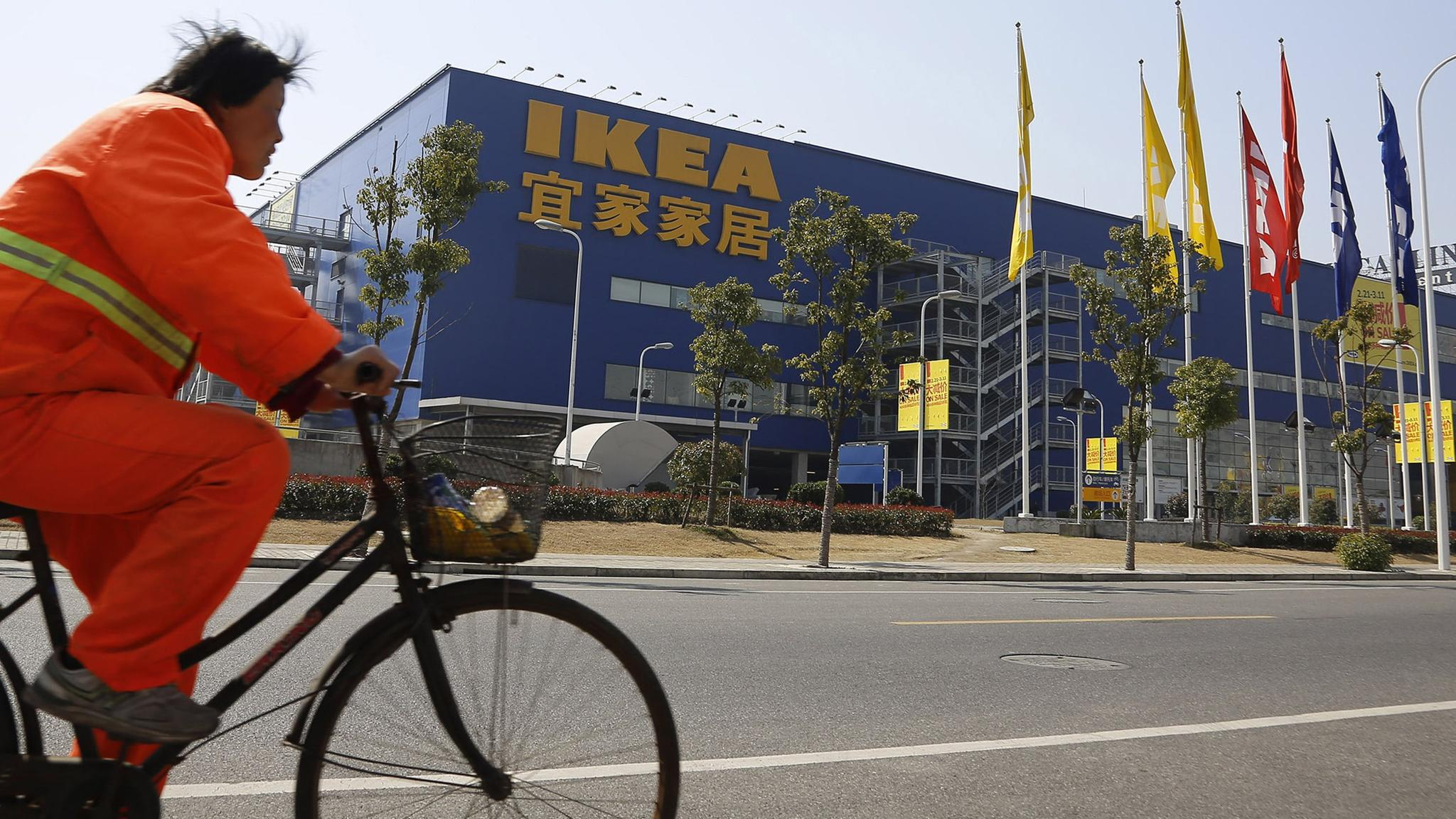 Ikea Bank Bad Ikea Keeps Target To Double Sales By 2020 Despite Slow Start