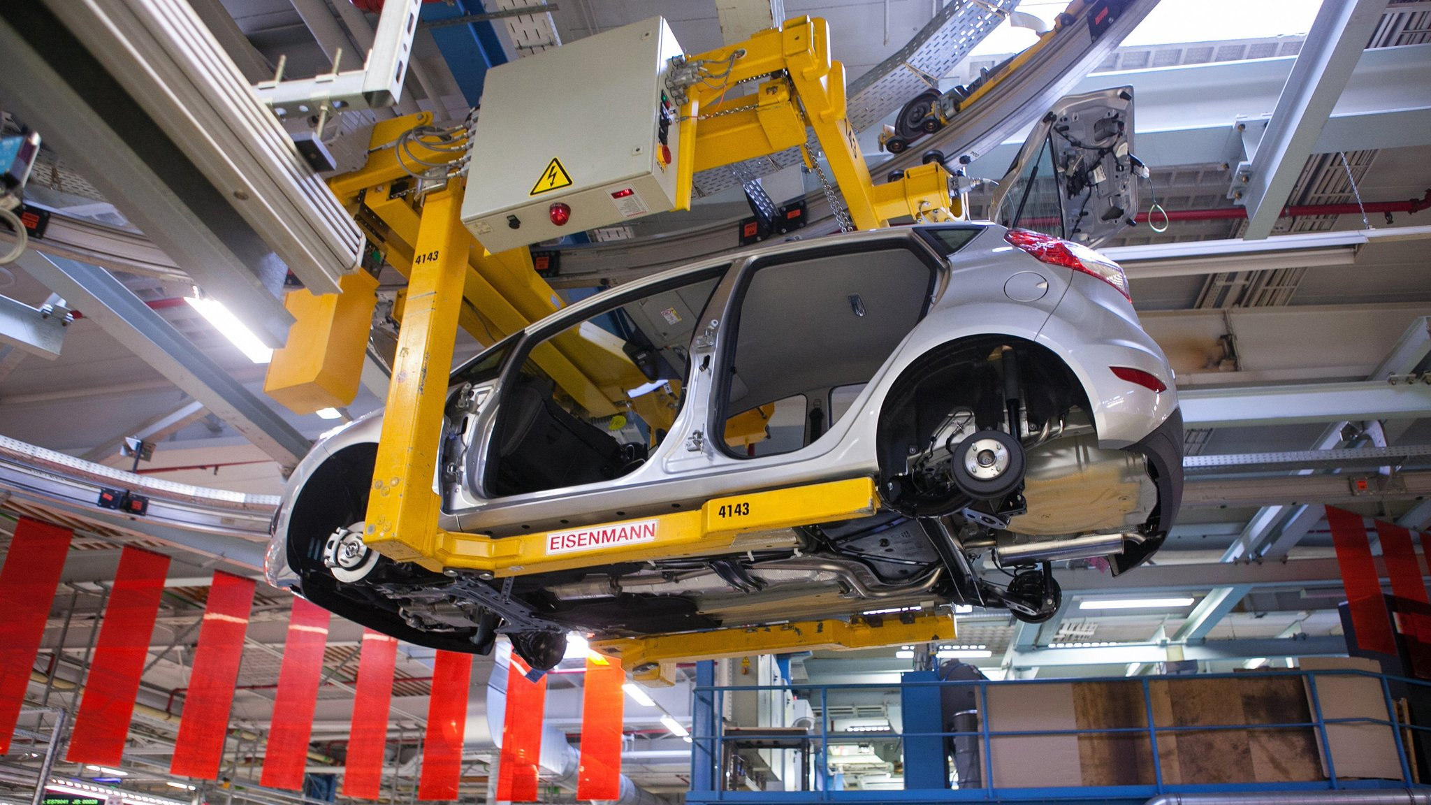 Vehicle Paint Manufacturers Car Industry Woes Weigh On Germany S Prospects Financial Times