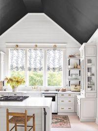 Painting Trend - Black CeilingsBECKI OWENS