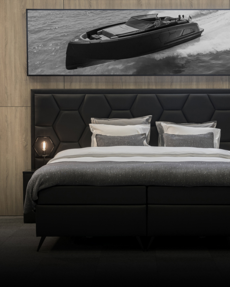 Bett 120x200 Interio Balr Bed Electric Adjustable The Official Balr Website