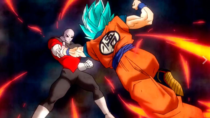 Goku Ultra Instinct Wallpaper 3d Dragon Ball Super Habr 237 An Filtrado Escena Final Del
